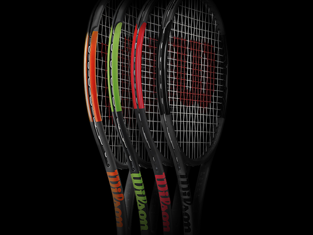 Wilson Tennis Racket Design DNA