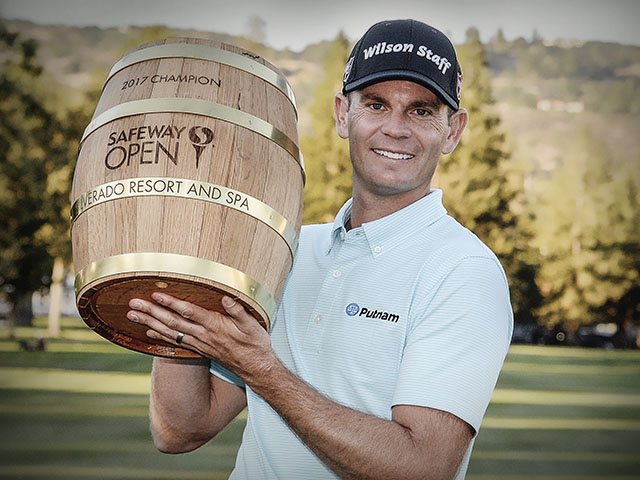 Steele-ing the show - Steele's Second Safeway Open Victory
