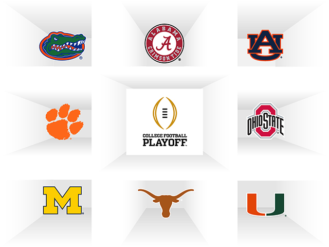 CFP and NCAA College Fan Shop