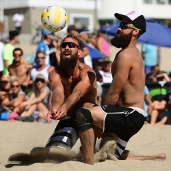 McKibbins Brothers join Wilson Beach Volleyball Advisory Staff