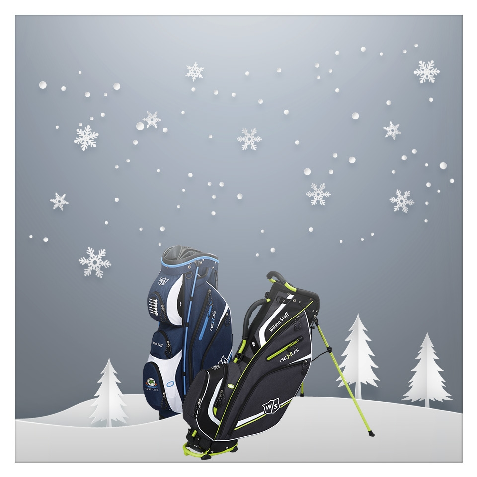Golf Bags <br>40% Off